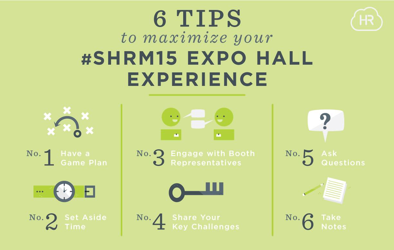 SHRM Expo Hall