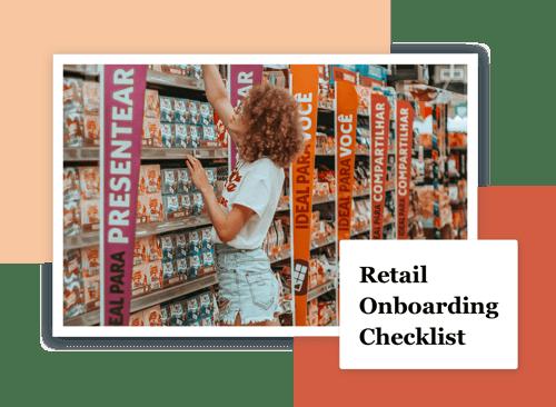 2. Retail Onboarding Checklist