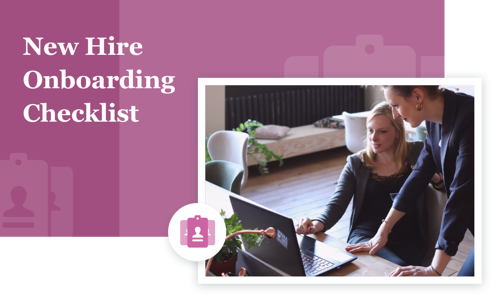 1. General: New Hire Onboarding Checklist