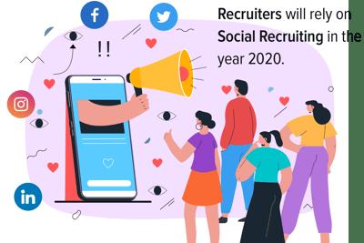 5. Social Recruiting