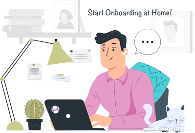1. Start Onboarding Before the Official Start Date