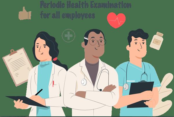 3. Establish or reinforce an employee health and wellness program