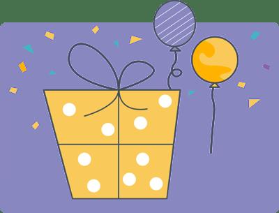 Deliver a small appreciation gift