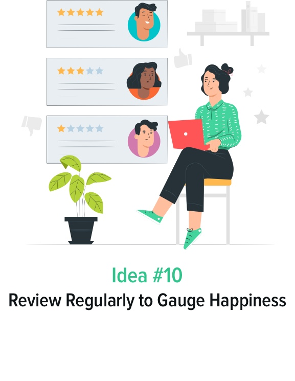 keep employees happy