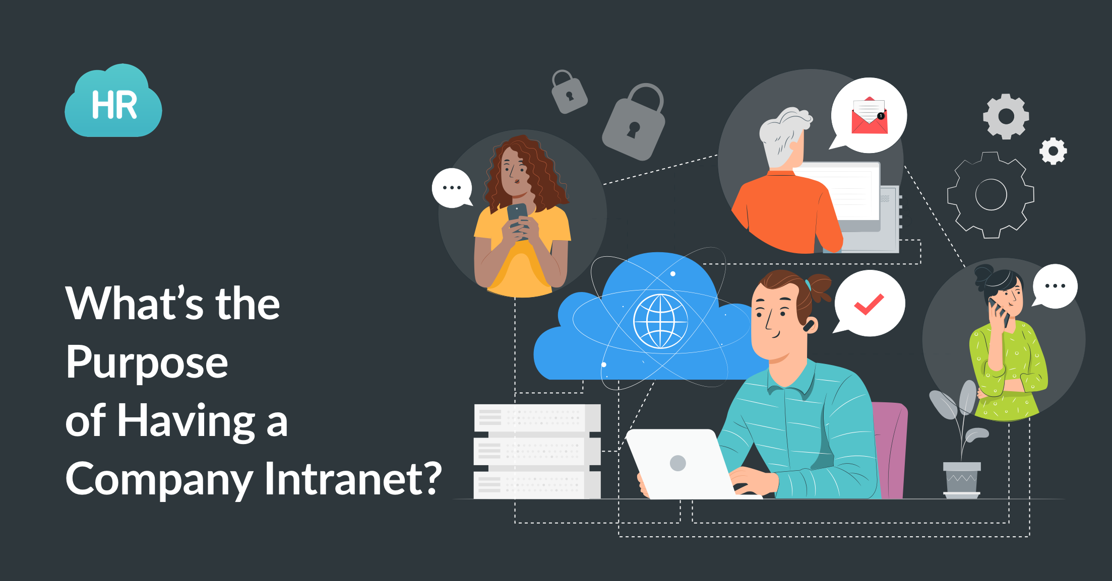 What's the Purpose of Having a Company Intranet?