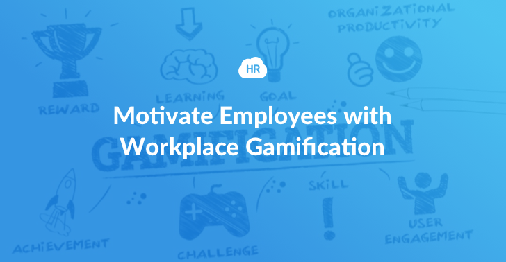 Motivate Employees with Workplace Gamification
