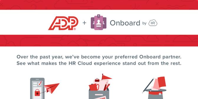 ADP + Onboard by HR Cloud