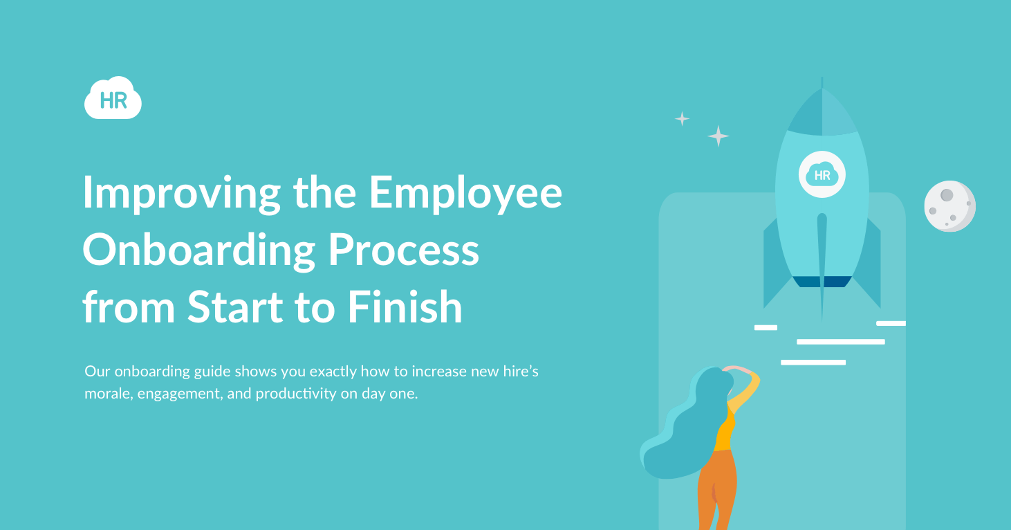 Improving the Employee Onboarding Process from Start to Finish