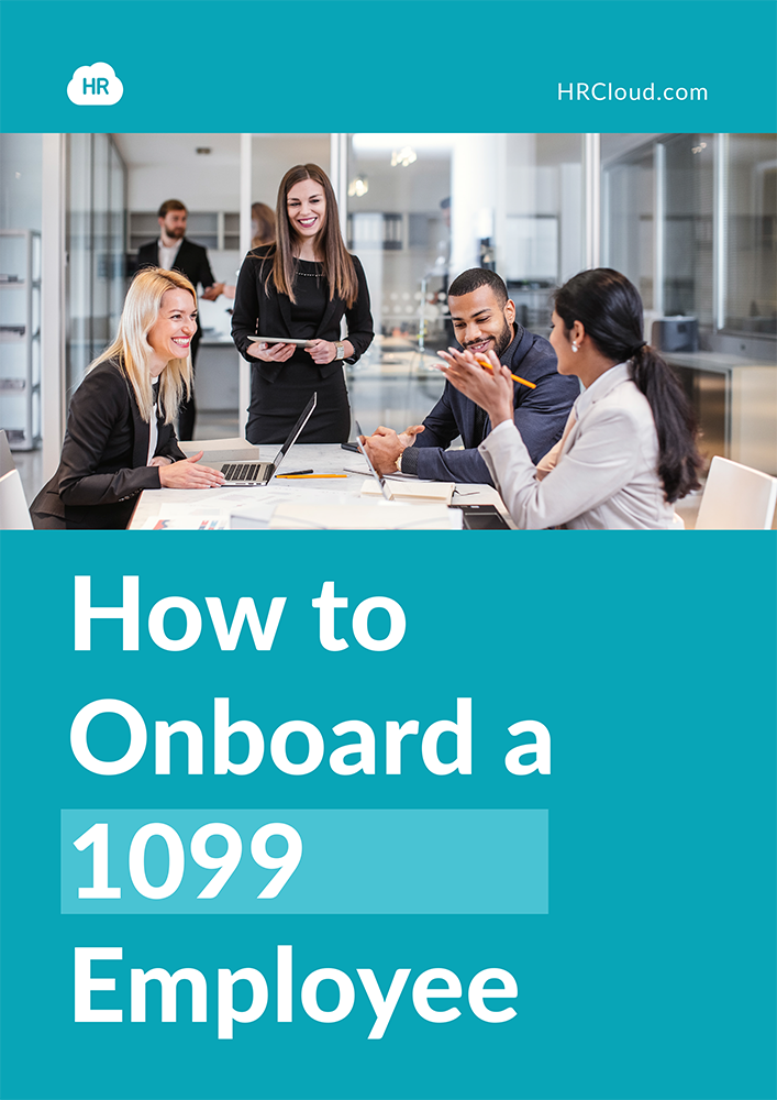 How to Onboard a 1099 Employee