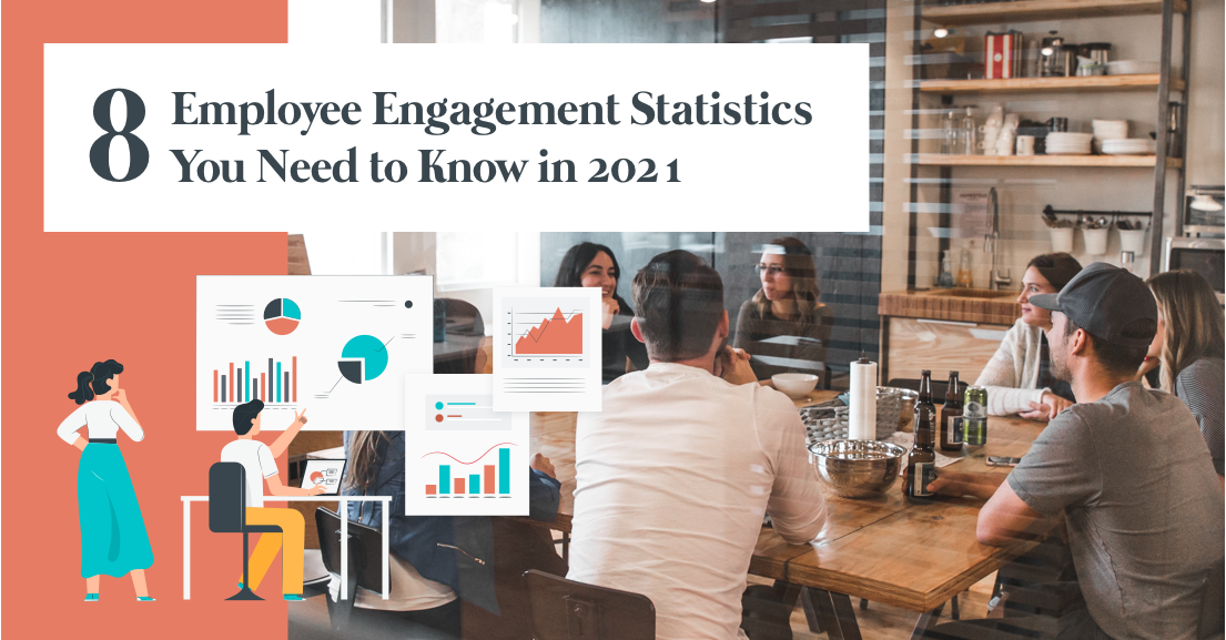 8 Employee Engagement Statistics You Need to Know in 2021