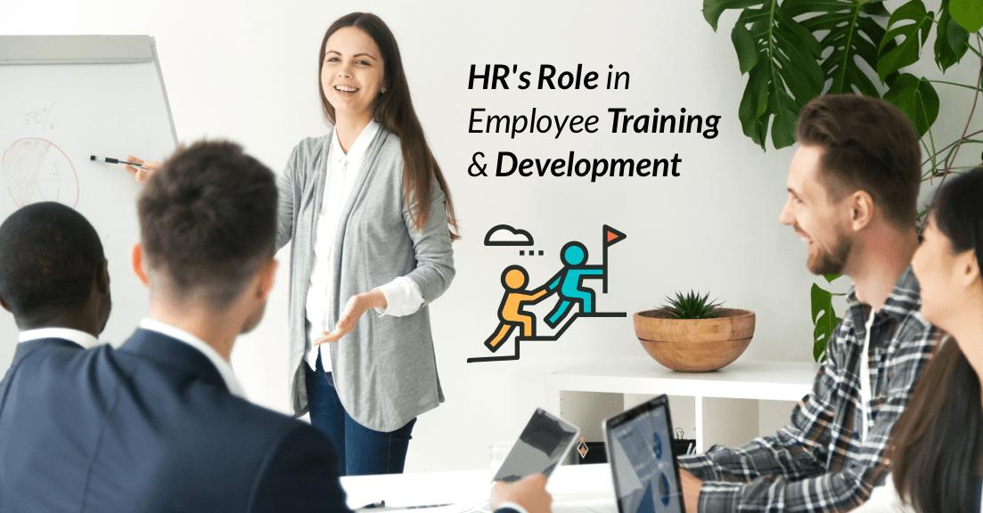 HR's Role in Employee Training & Development