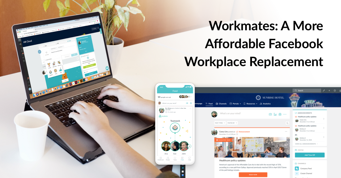 Workmates: A More Affordable Facebook Workplace Replacement