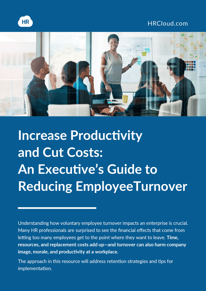 Guide: Reduce Turnover and Minimize Risk | HR Cloud Resources