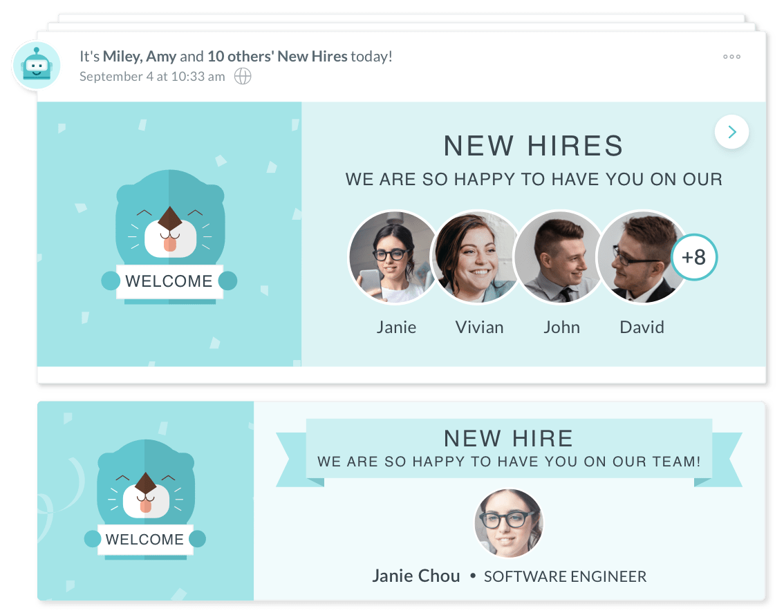 Integrated Onboarding