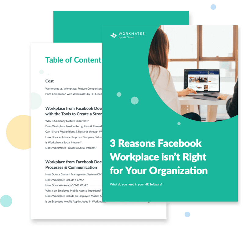 3 Reasons Facebook Workplace isn't Right for Your Organization