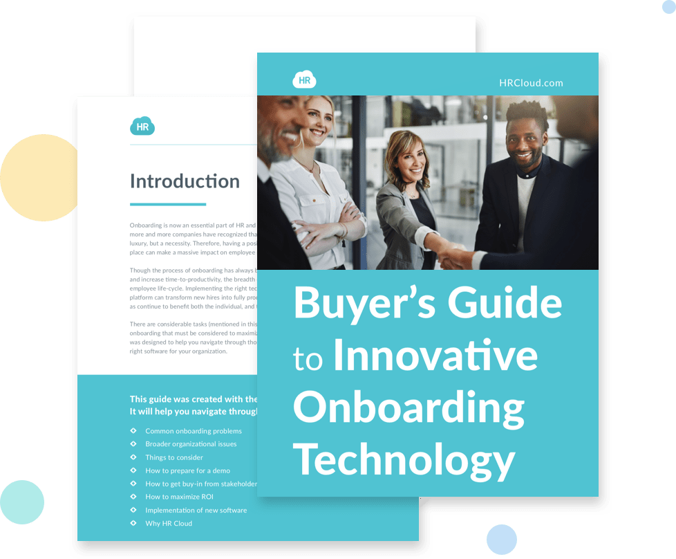 Download our Buyer's Guide on Onboarding Technology
