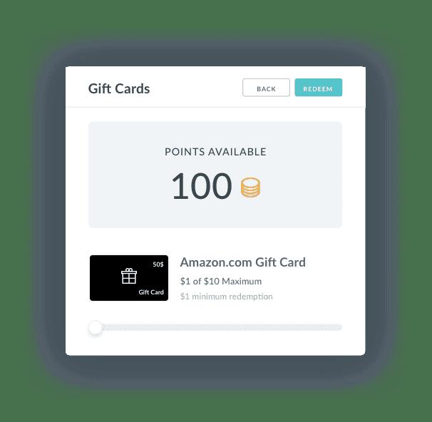 Kudos with rewards