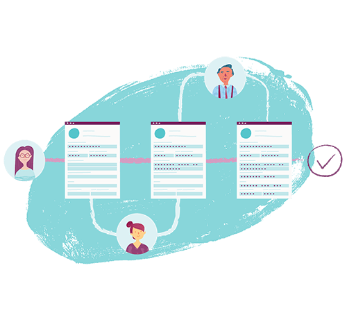 create automated hr workflows