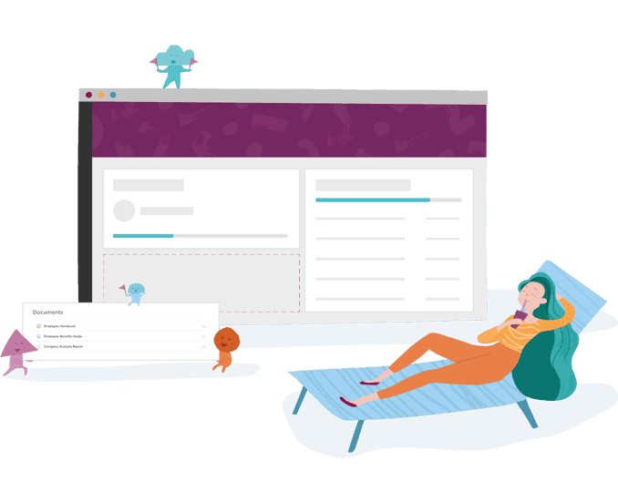 Paperless, automated onboarding