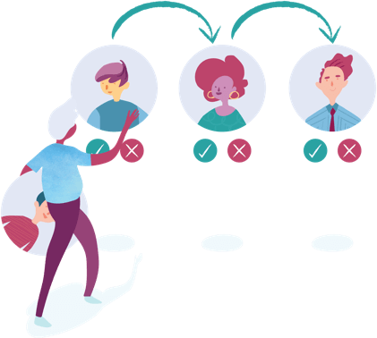 managing personnel and task management