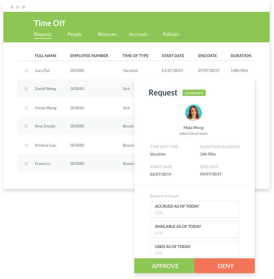 Leave Management Made Easy