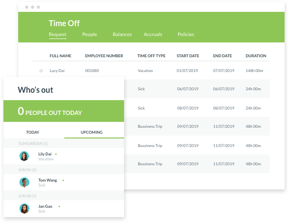 Time Tracking and Reports