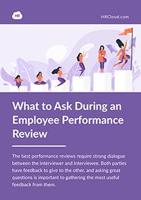 10 Ways The Cloud Improves HR Processes