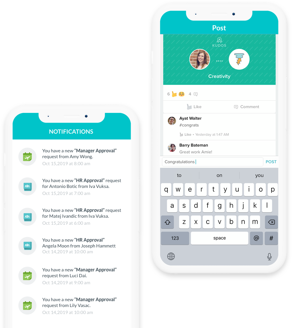 Mobile Employee App