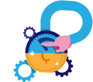 gears and dials of automated software