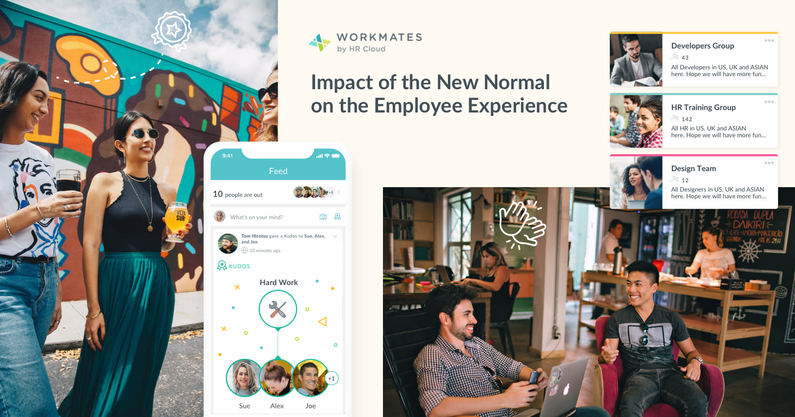Impact of the New Normal on the Employee Experience