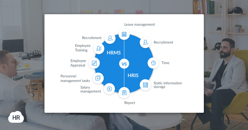 What is the Difference Between HRMS and HRIS software?