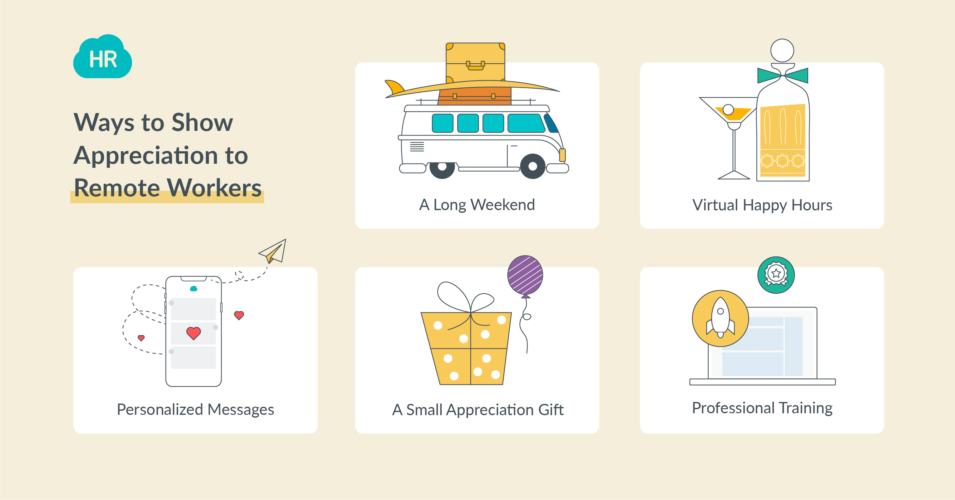 Ways to Show Appreciation To Remote Workers