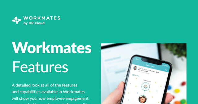 A Closer Look at Workmates' Features | Employee Experience | HR Cloud