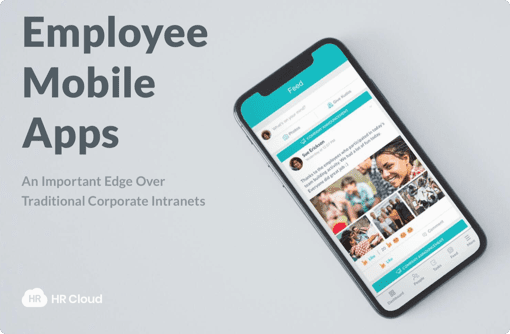 Employee mobile apps