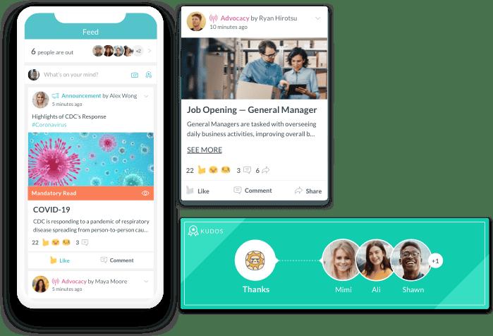 Employee Experience (EX) Platform