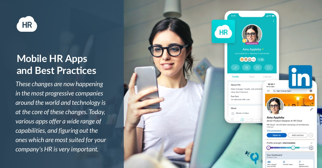 Mobile HR Apps and Best Practices