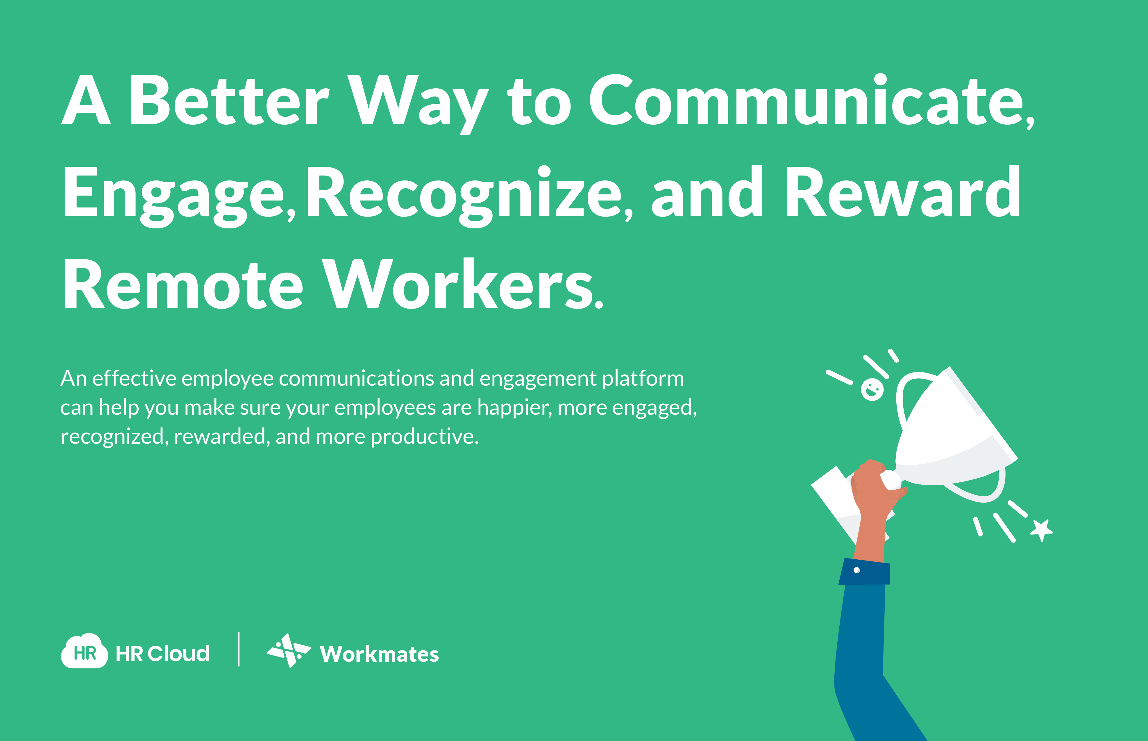 Communicate, Engage, Recognize and Reward Workers | HR Cloud